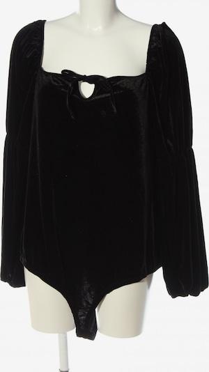 GLAMOROUS Basic-Body in 5XL in schwarz, Produktansicht