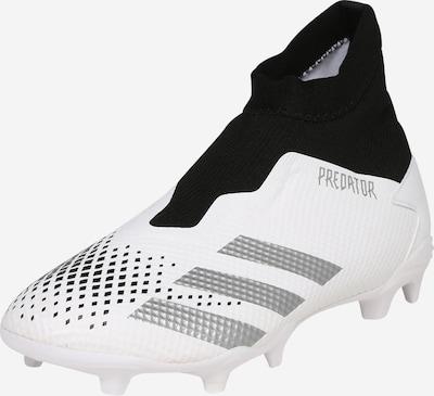 Futbolo bateliai iš ADIDAS PERFORMANCE , spalva - juoda / Sidabras / balta, Prekių apžvalga