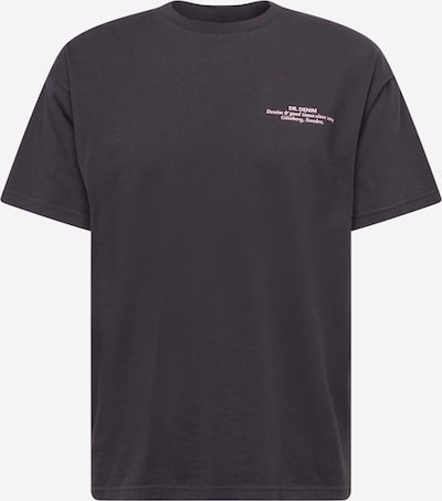 Dr. Denim Shirt in helllila / schwarz, Produktansicht