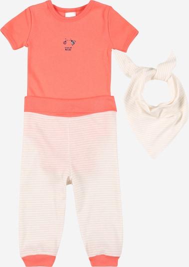 SCHIESSER Set - krémová / koralová, Produkt