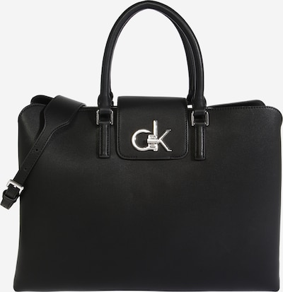 Calvin Klein Ročna torbica 'Tote' | črna barva, Prikaz izdelka