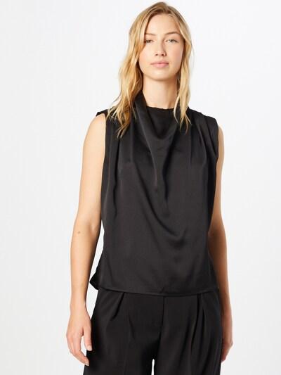 Gina Tricot Top 'Emma' in schwarz, Modelansicht