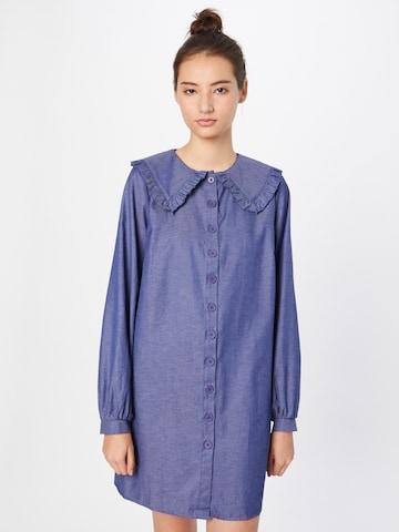 Camicia da donna di Trendyol in blu