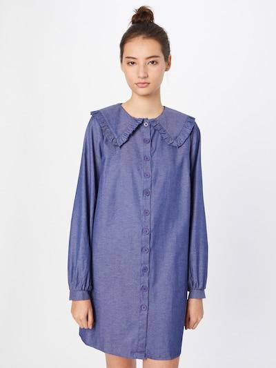 Trendyol Bluse in indigo, Modelansicht