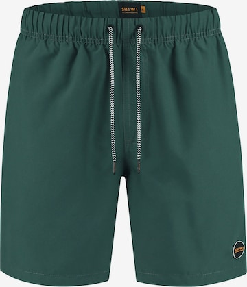 Shiwi Board Shorts 'Mike' in Green