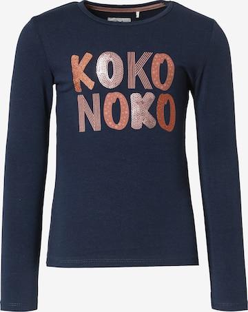 Koko Noko Shirt in Blau