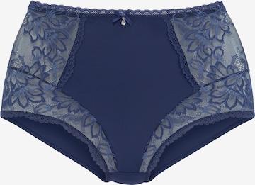 mėlyna LASCANA Moteriškos kelnaitės