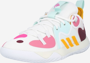ADIDAS PERFORMANCE Athletic Shoes 'Harden Stepback 2' in White