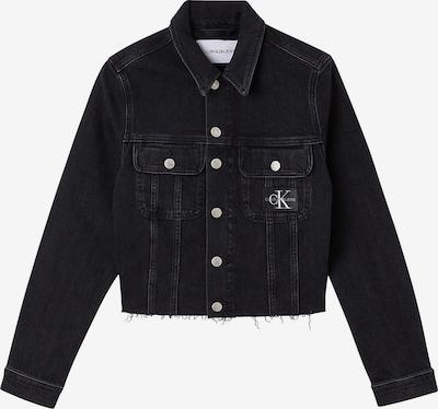 Calvin Klein Jeans Kurtka przejściowa w kolorze czarny denimm, Podgląd produktu