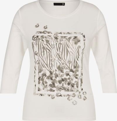 Thomas Rabe Shirt in creme / braun, Produktansicht