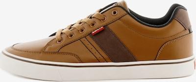 LEVI'S Sneakers in Cognac / Dark brown, Item view