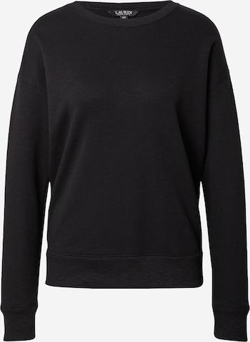 Lauren Ralph Lauren Sweatshirt in Schwarz