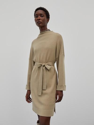 Rochie 'Nata' EDITED pe bej, Vizualizare model