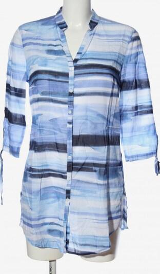 BRAX Long-Bluse in M in blau / türkis / weiß, Produktansicht
