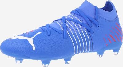PUMA Voetbalschoen 'Future Z 3.2' in de kleur Royal blue/koningsblauw / Rood / Wit, Productweergave