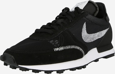 Nike Sportswear Zemie brīvā laika apavi 'DBreak-Type', krāsa - melns / balts, Preces skats