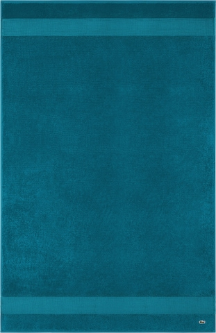 LACOSTE Towel 'L LE CROCO' in Blue