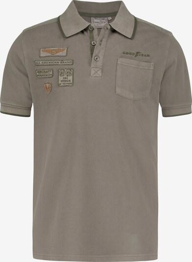 GOODYEAR Poloshirt 'Charleston' in oliv, Produktansicht
