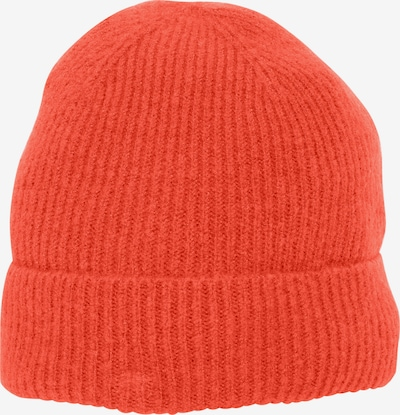 ICHI Mütze 'IAIVO HO' in rot, Produktansicht