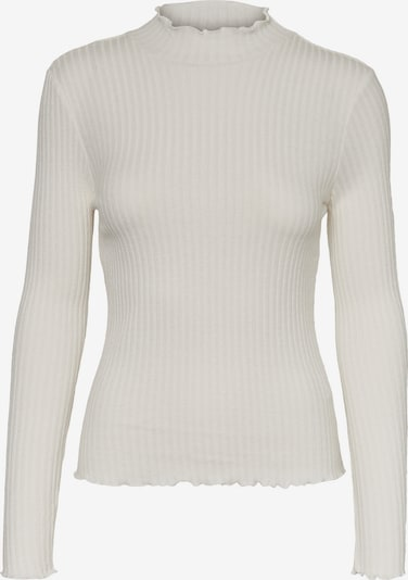 Noisy may Shirt 'Berry' in weiß, Produktansicht