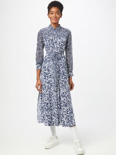 FRENCH CONNECTION Košilové šaty 'AREITA' - námořnická modř / bílá, Model/ka
