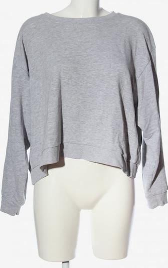 ONLY Sweatshirt in M in hellgrau, Produktansicht