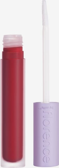florence by mills Lipgloss 'Get Glossed' in blutrot, Produktansicht