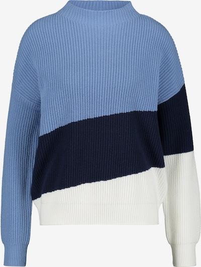 GERRY WEBER Pullover in blau / dunkelblau / weiß, Produktansicht