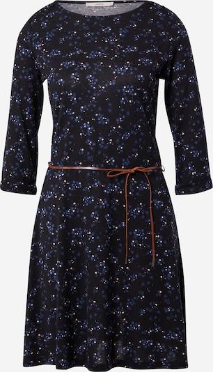 sessun Kleid 'SELINA' in taubenblau / himmelblau / anthrazit / weiß, Produktansicht