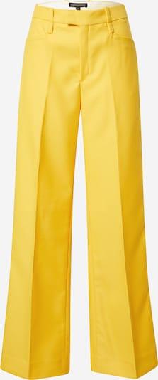 Banana Republic Buktētas bikses 'EXAGGERATED', krāsa - dzeltens, Preces skats