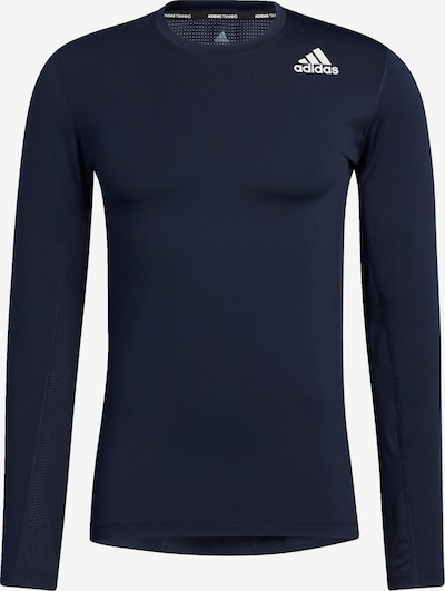 ADIDAS PERFORMANCE Funkčné tričko - námornícka modrá / biela, Produkt