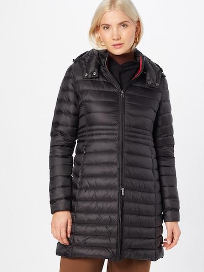 JOTT Mantel 'Vero' in schwarz, Modelansicht