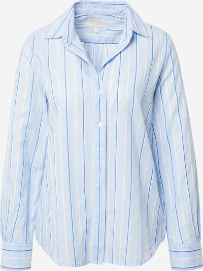 Marc O'Polo Bluse in blau, Produktansicht