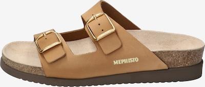 MEPHISTO Pantolette 'HARMONY' in braun, Produktansicht