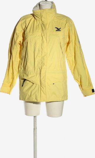 SALEWA Outdoorjacke in S in pastellgelb, Produktansicht