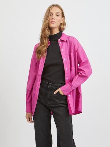 VILA Bluse 'Kammi' in Pink