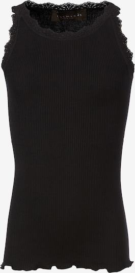 rosemunde Top in schwarz, Produktansicht