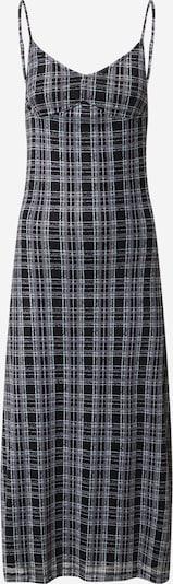 Motel Kleid 'COTINA' in grau / schwarz, Produktansicht