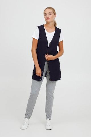 Oxmo Vest 'HEIDI' in Blue
