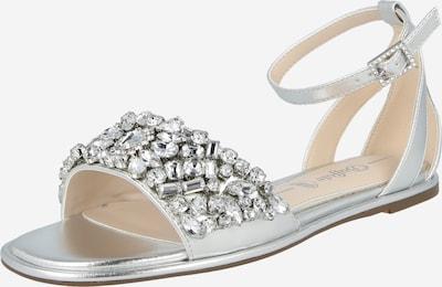 Sandale cu baretă 'RICARDA' BUFFALO pe argintiu, Vizualizare produs