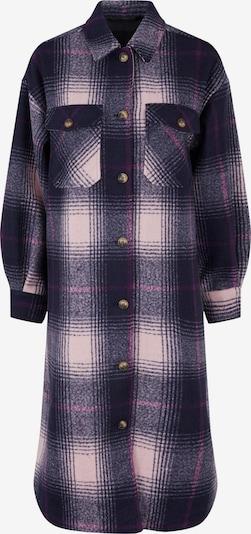 Pieces Tall Přechodná bunda 'Finola' - námořnická modř / fialová / pastelová fialová, Produkt