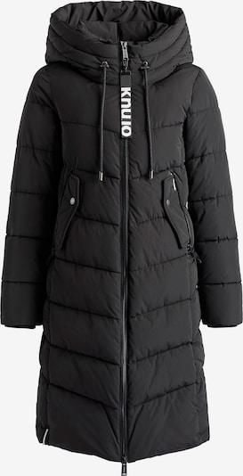 khujo Mantel ' AYLEENA ' in schwarz, Produktansicht
