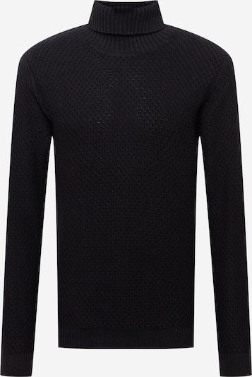 Redefined Rebel Sweater 'David' in Black, Item view