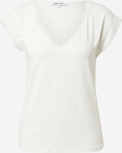 ABOUT YOU Shirt 'Therese' in White, Item view