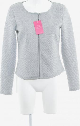 VILA Blazer in M in Light grey: Frontal view