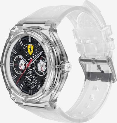 Scuderia Ferrari Uhr in transparent, Produktansicht