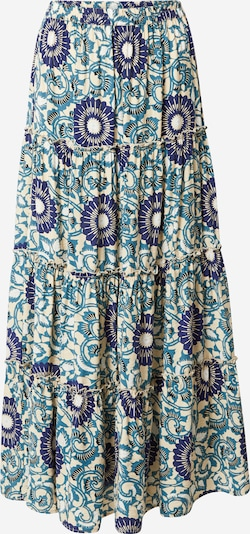 OBJECT Skirt 'Clava' in Blue / Mixed colours, Item view