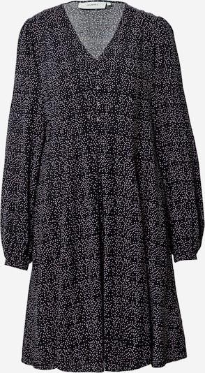 Moves Kleid 'Luli' in schwarz / weiß, Produktansicht