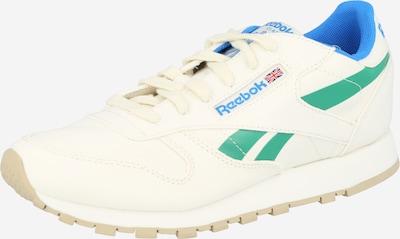 Reebok Classics Sneaker in himmelblau / hellgrün / weiß, Produktansicht