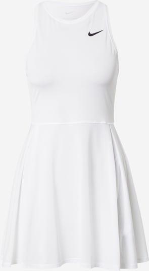 NIKE Sportska haljina 'Advantage' u crna / prljavo bijela, Pregled proizvoda